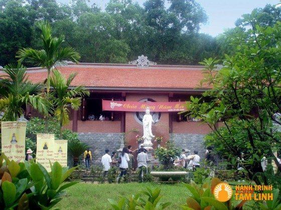 Quan Âm Viện chùa Phật Tích (Tiên Du,Bắc Ninh)