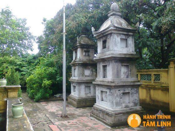Tháp tổ chùa Trình (Yên Tử)