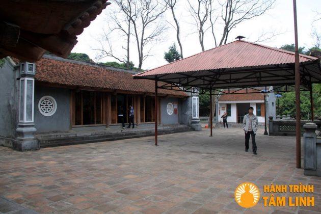 Tổ đường chùa Suối Tắm