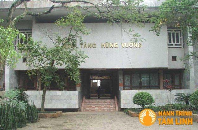 Viện bảo tàng Hùng Vương (Việt Trì,Phú Thọ)