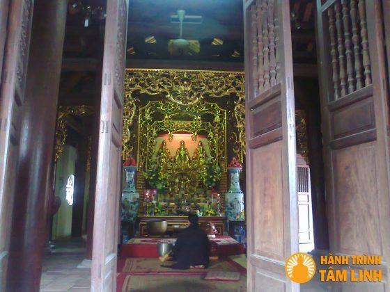 Chùa Trình (Uông Bí, Quảng Ninh)