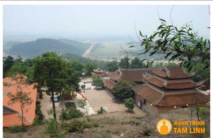 đền Gióng ( Sóc Sơn,Hà Nội )