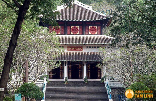 Đền Thờ vua Hùng đền Hùng (Việt Trì,Phú Thọ)