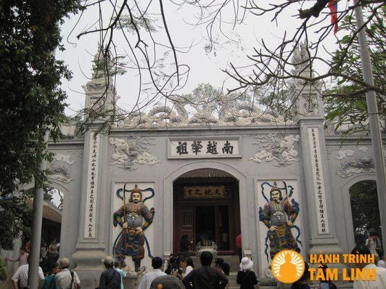 Đền Thượng đền Hùng (Việt Trì,Phú Thọ)