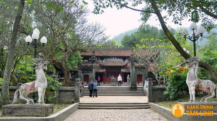 Đền Thượng đền Gióng ( Sóc Sơn,Hà Nội )