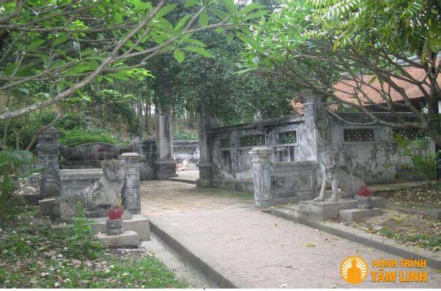 Đền Trình ( Đền Hạ ) đền Gióng( Sóc Sơn,Hà Nội )