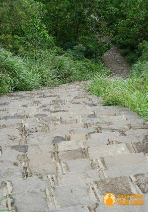 Đường xuống núi