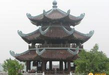 Tháp chuông chùa Bái Đính (Ninh Bình)