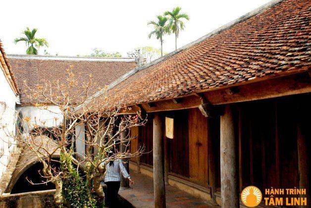 Giếng nước cổ chùa Bổ Đà