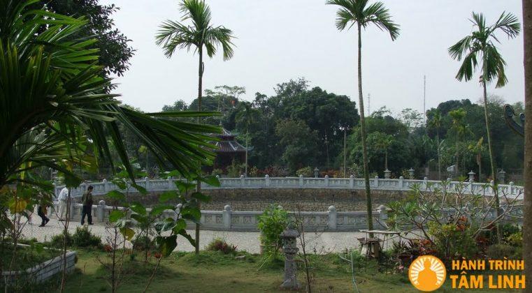 Giếng ngọc chùa Bái Đính - Giếng lớn nhất Việt Nam