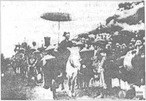Giỗ tổ Hùng Vương ngày 10-3-1905