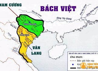Nước Văn Lang thời xưa