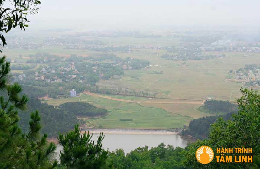 Phong cảnh Sóc Sơn,Hà Nội
