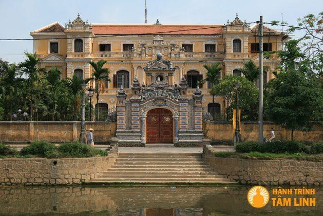 An Định Cung - Cụm di tích ngoài kinh thành Huế