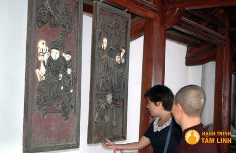 Bức tranh thập diện thiên vương nổi tiếng