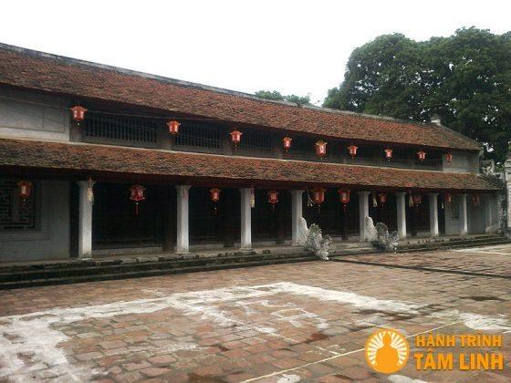 Chính điện chùa Láng - Hà Nội