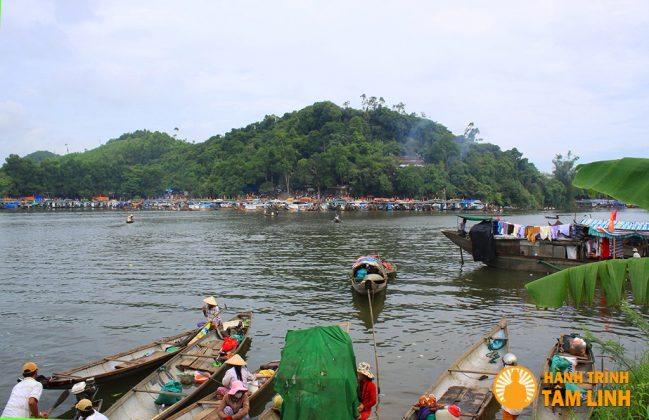 Điện Hòn Chén - Cụm di tích ngoài kinh thành Huế