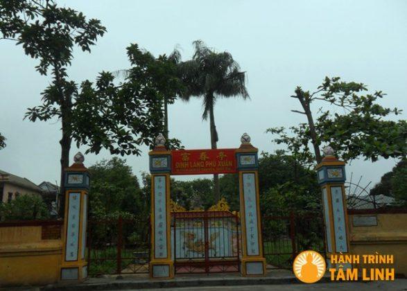 Đình Phú Xuân - Kinh thành Huế