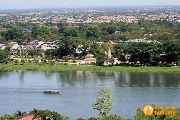 Đỉnh Thương Bạc - Cụm di tích ngoài kinh thành Huế