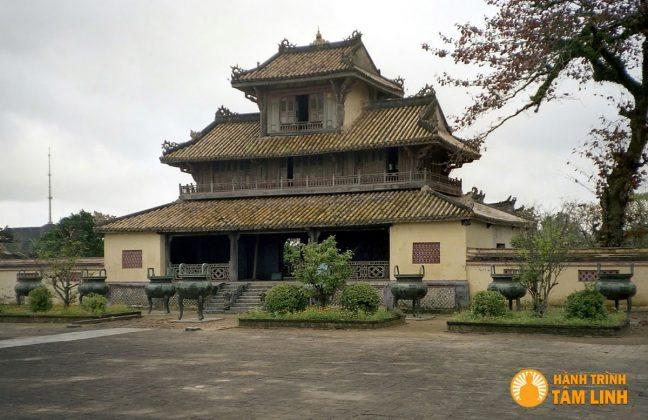 Hiền Lâm các - Hoàng Thành Huế