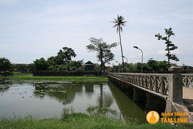Hồ Tịnh Tâm - Kinh thành Huế
