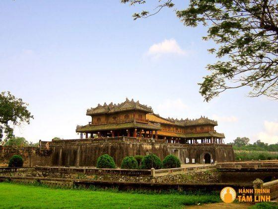 Hoàng thành Huế - Quần thể di tích cố đô Huế