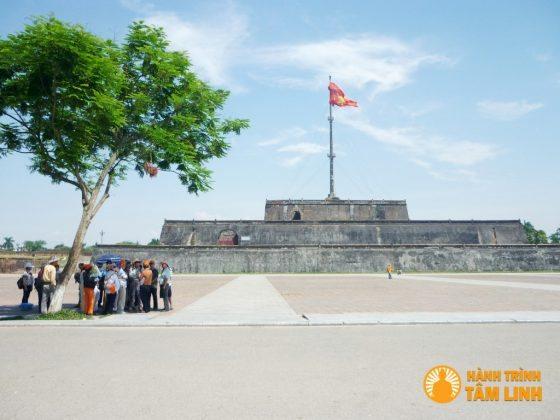 Kỳ Đài - kinh thành Huế