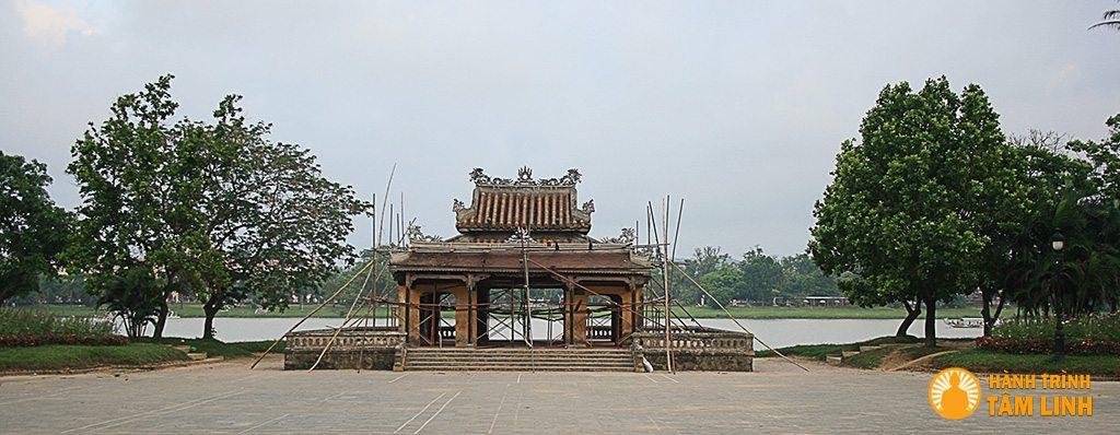 Nghênh Lương Đình - Cụm di tích ngoài kinh thành Huế