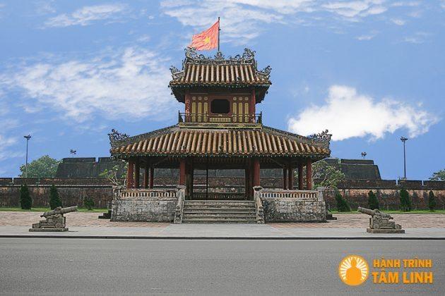 Phu Văn Lâu - Cụm di tích ngoài kinh thành Huế