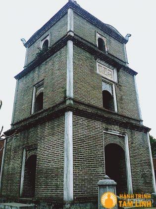 Tháp Hòa phong chùa Dâu