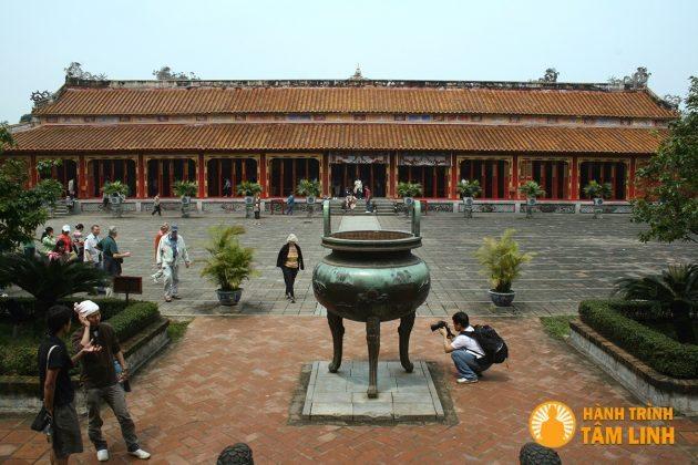 Thế tổ miếu - Hoàng Thành Huế