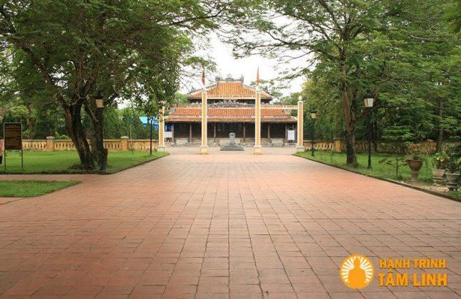 Trường Quốc Tử Giám - kinh thành Huế