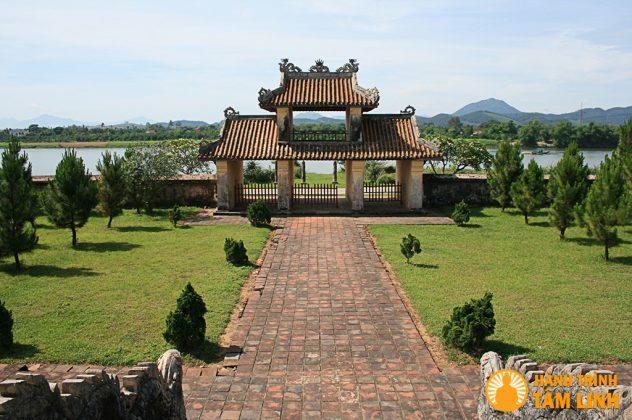 Văn Miếu Huế - Cụm di tích ngoài kinh thành Huế