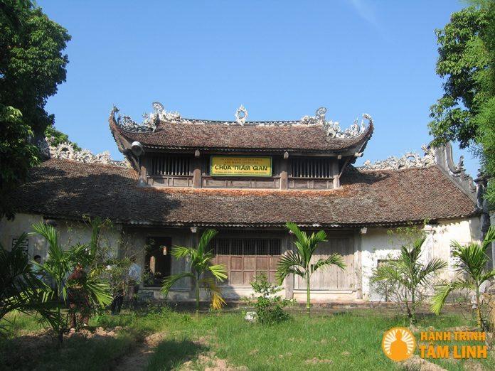 Chùa Trăm Gian ( Nam Sách, Hải Dương )