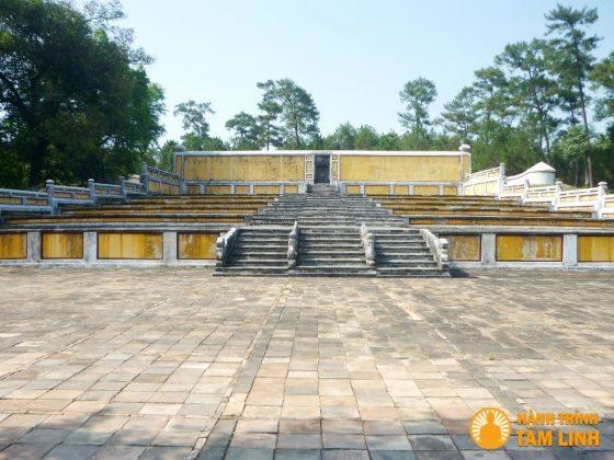Lăng Gia Long - Cụm di tích ngoài kinh thành Huế