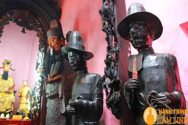 Tượng chùa Ngọc Hoàng