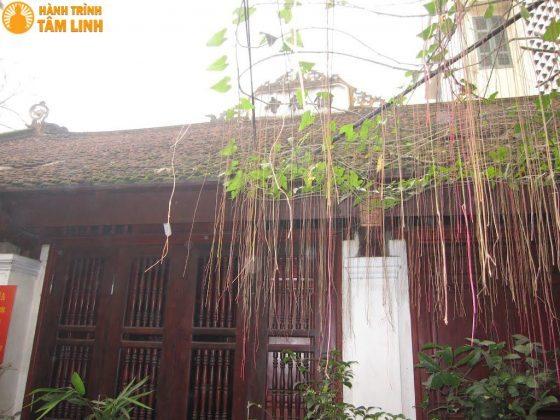 Chính điện chùa Tiên Phúc