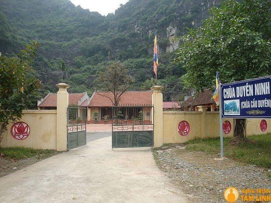 Chùa Duyên Ninh ( Ninh Bình _