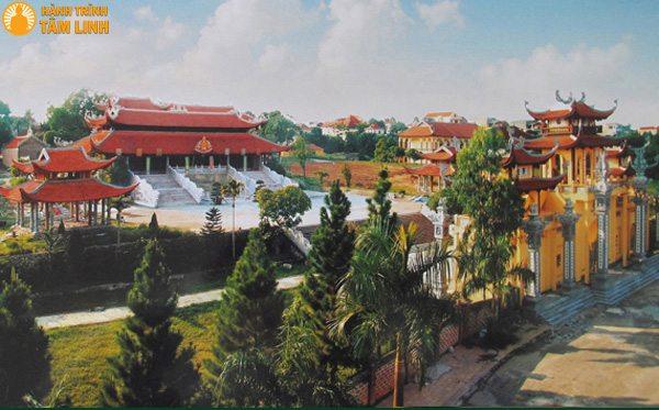 Chùa Hà Tiên ( Vĩnh Phúc )