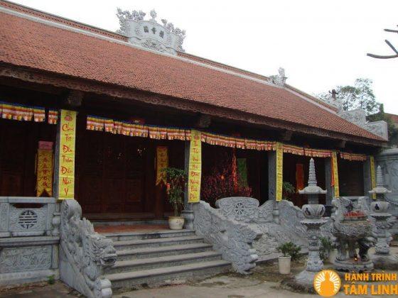 Chùa Hộ Quốc - An Khánh Tự