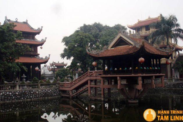Chùa Một Cột chùa Phổ Chiếu (Lê Chân, Hải Phòng)