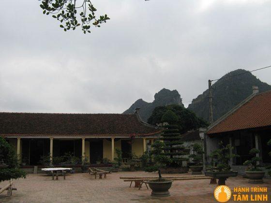 Chùa Nhất Trụ (Hoa Lư, Ninh Bình)
