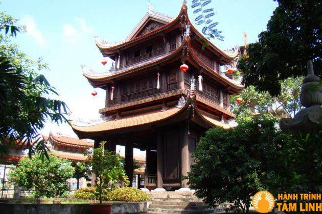 Chùa Phổ Chiếu (Lê Chân, Hải Phòng)