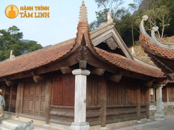 Chùa Yên Tử (tên khác của chùa Hoa Yên)