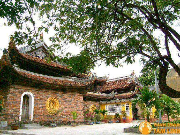 Chùa Kim Liên ( Tây Hồ, Hà Nội )