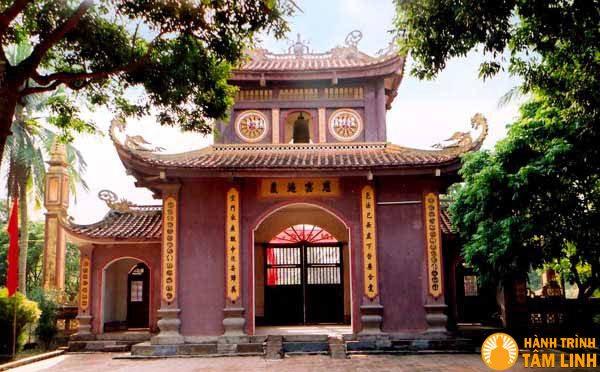 Chùa Động Ngọ (Thanh Hà, Hải Dương)