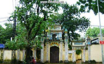 Cổng chùa Quang Hoa