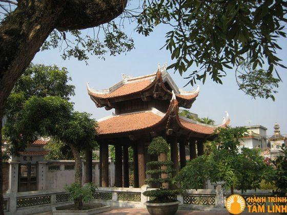Cột kinh cổ nhất Việt Nam