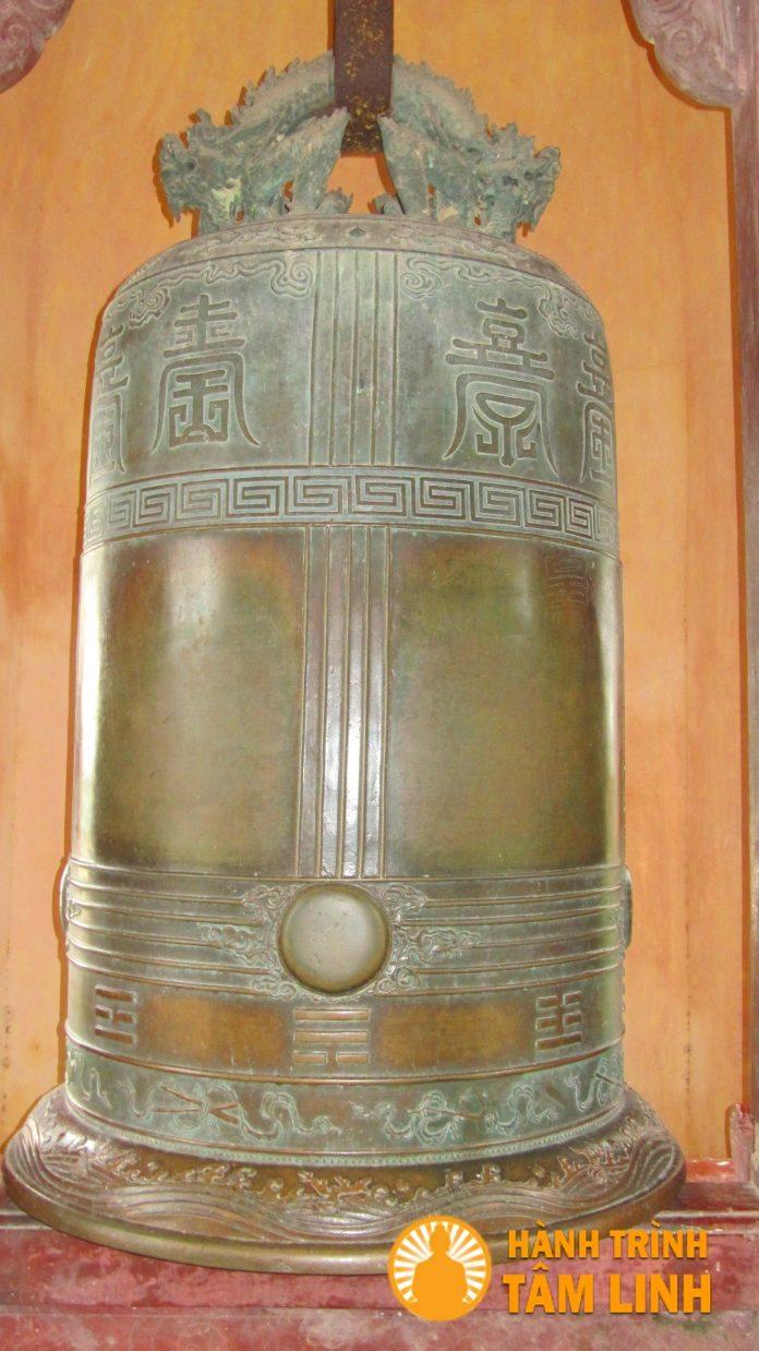 Đại Hồng Chung chùa Thiên Mụ