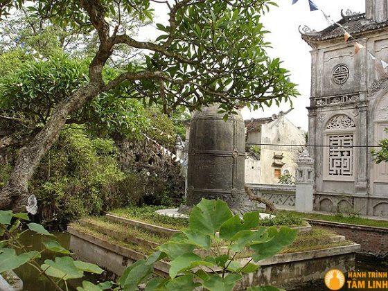 Đại Hồng Chung chùa Cổ Lễ